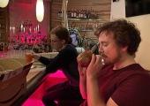Teambuilding im Wellnesshotel Birkenhof - natürlich auch an der Bar!
