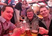 Ausflug auf die Regensburger Dult - unser Oktoberfest