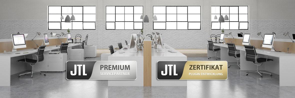 JTL-Shop Pluginentwicklung bei WebStollen