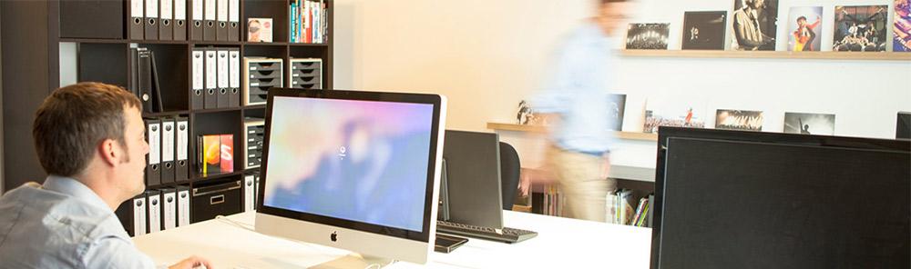 Innovatives Arbeitsumfeld