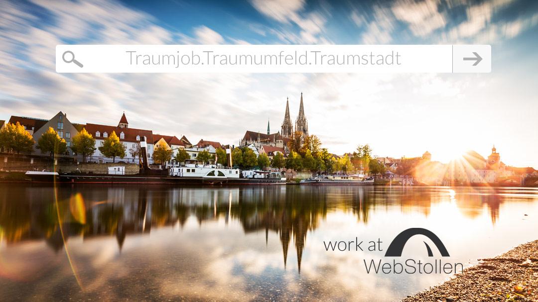 Entwickler (w/m/d) Stelle bei WebStollen Regensburg