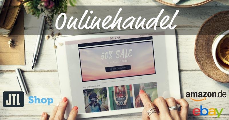 Wie wird man Onlinehändler?