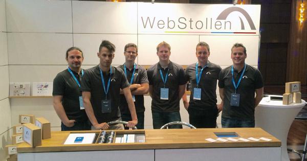 JTL-Connect 2015 - WebStollen war dabei