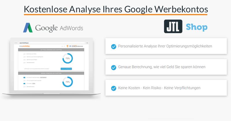 Google Adwords Werbekosten automatisiert reduzieren