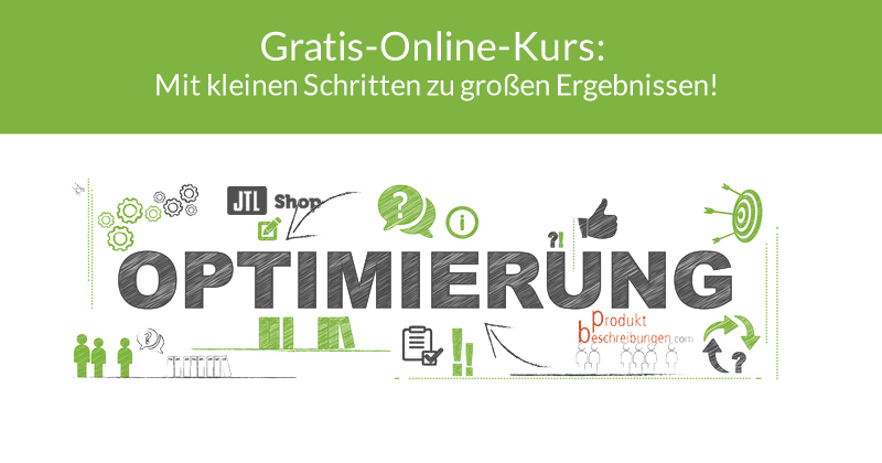 Kostenfreier Conversion-Optimierungs-Kurs