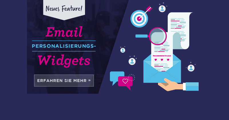 Neues Feature: Nostos E-Mail Widgets
