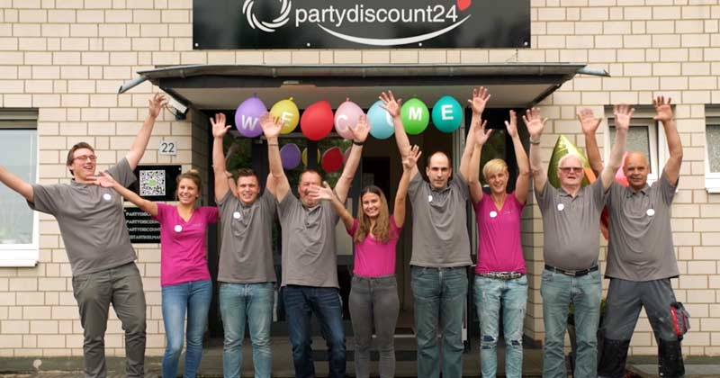 Partydiscount24 Team