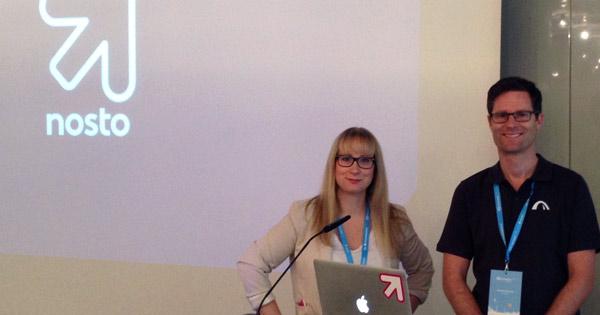 NOSTO Vortrag auf der JTL Connect mit WebStollen